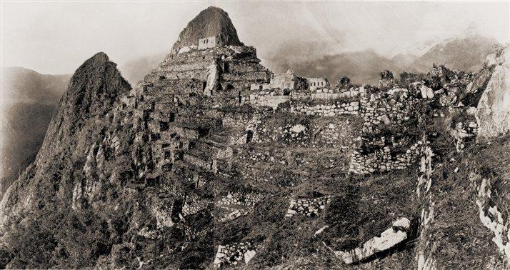 Las Mejores Imágenes Del Descubrimiento De Machu Picchu