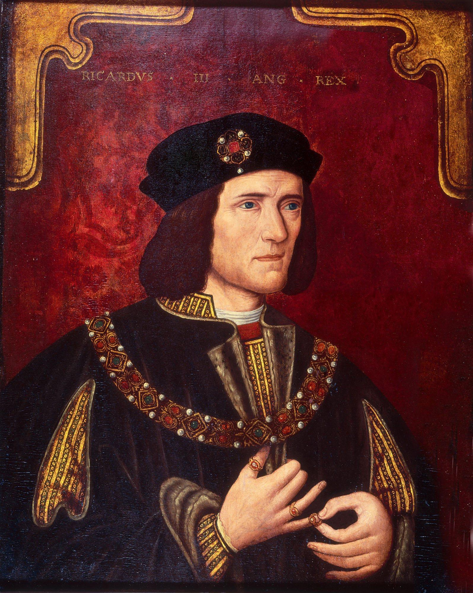 Ricardo III, un tirano en el trono de Inglaterra