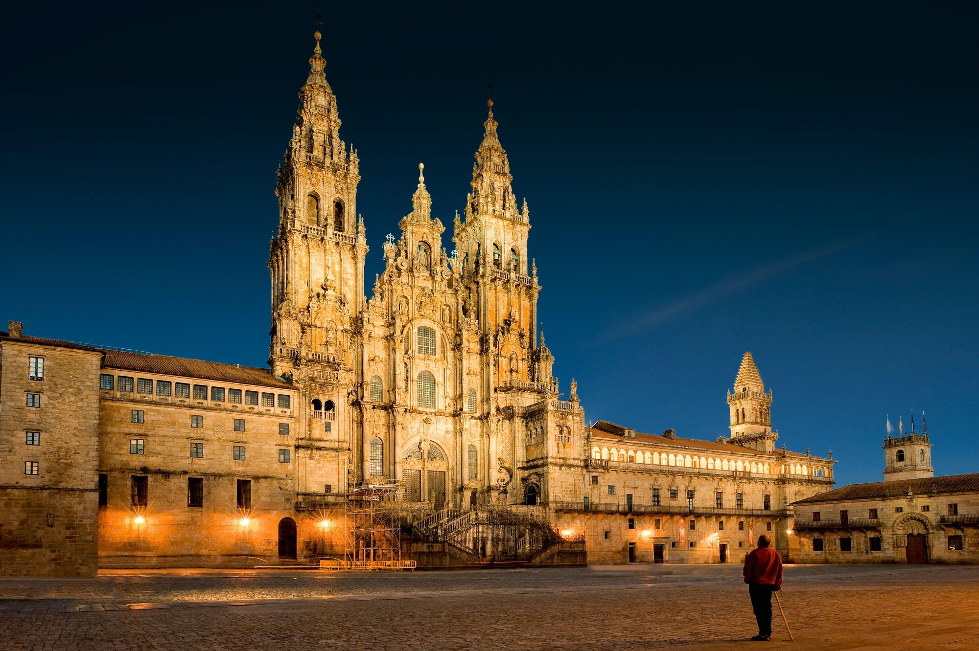 La Catedral De Santiago La Gran Obra Del Maestro Mateo