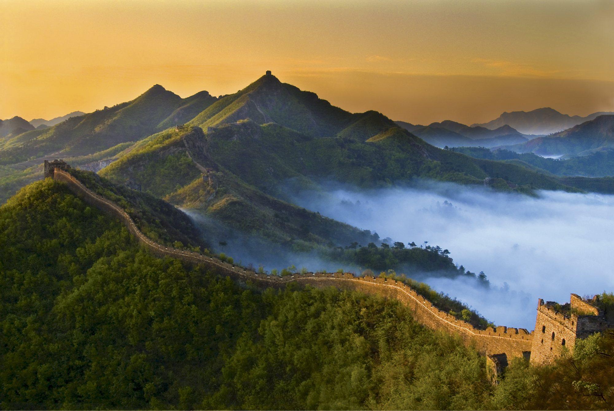 Resultado de imagen para muralla china