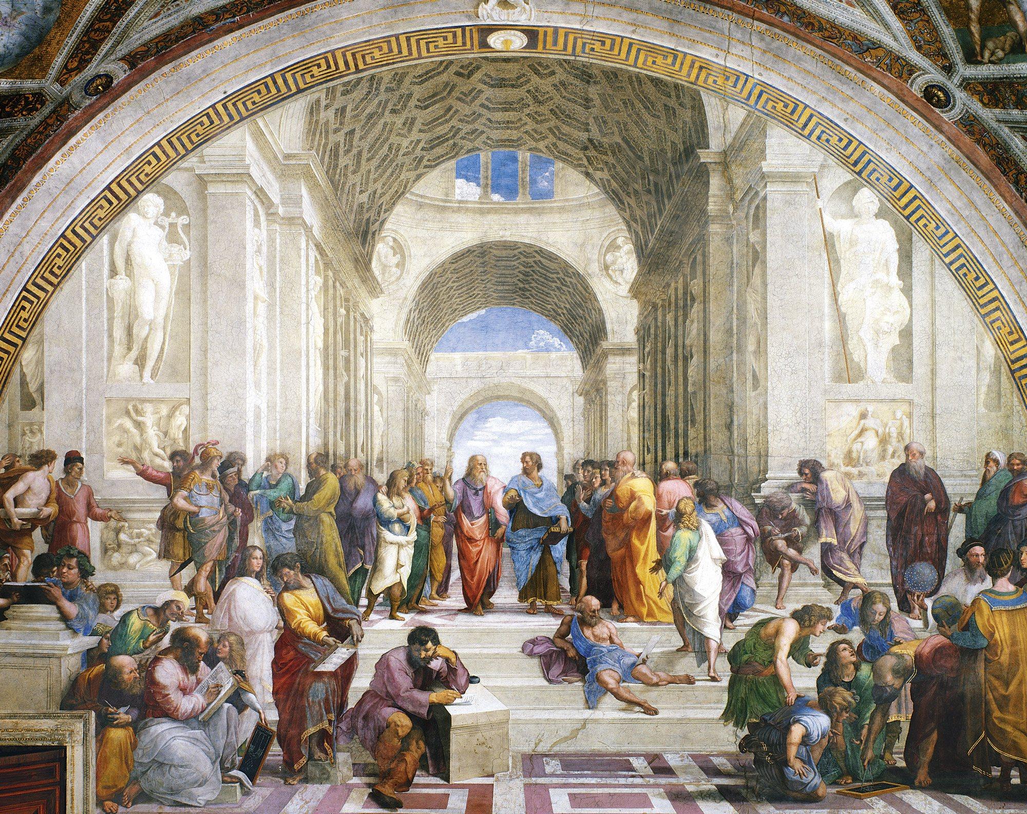 Filósofos De Grecia La Vida De Los Amantes De La Sabiduría