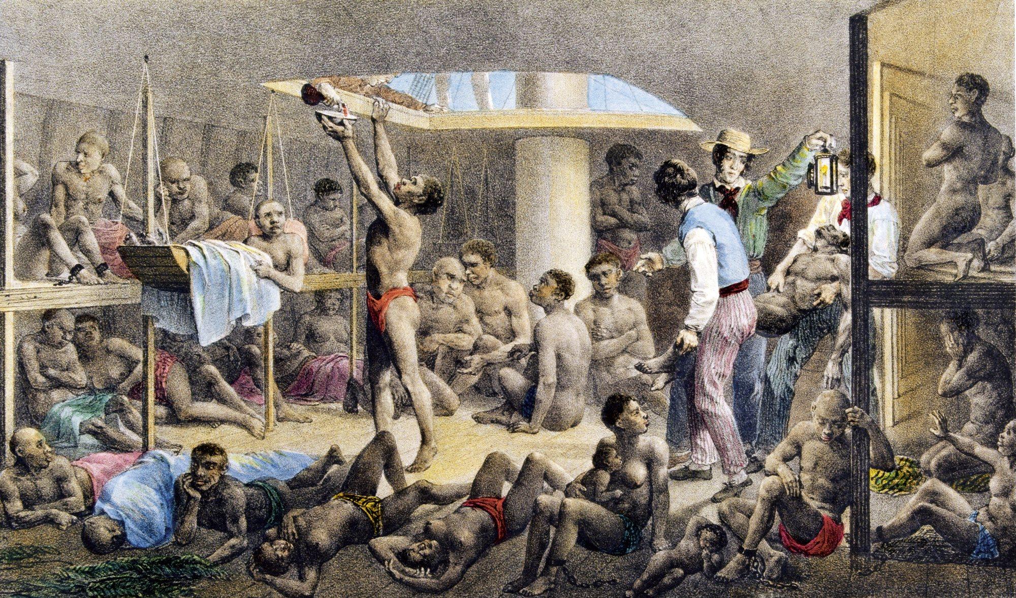 Resultado de imagen para Brasil: La deuda con descendientes de los esclavos y los pueblos indígenas