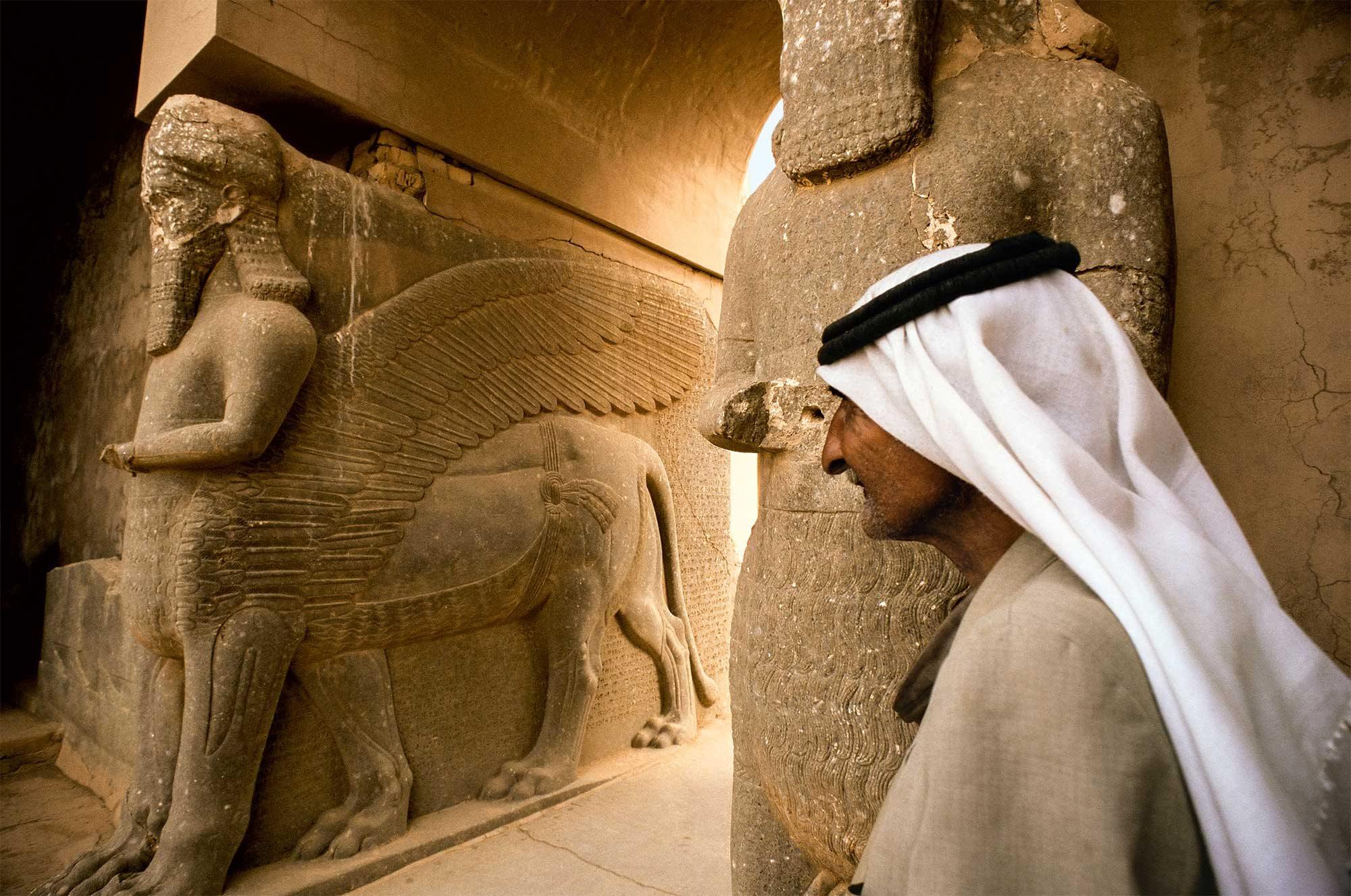 Nimrud La Legendaria Capital Del Imperio Asirio