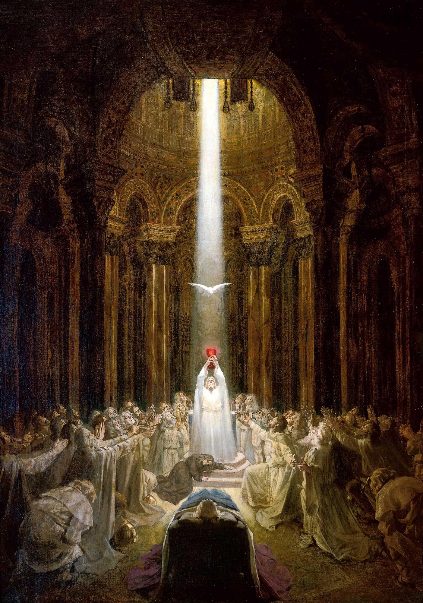 Los cátaros: en busca del Santo Grial