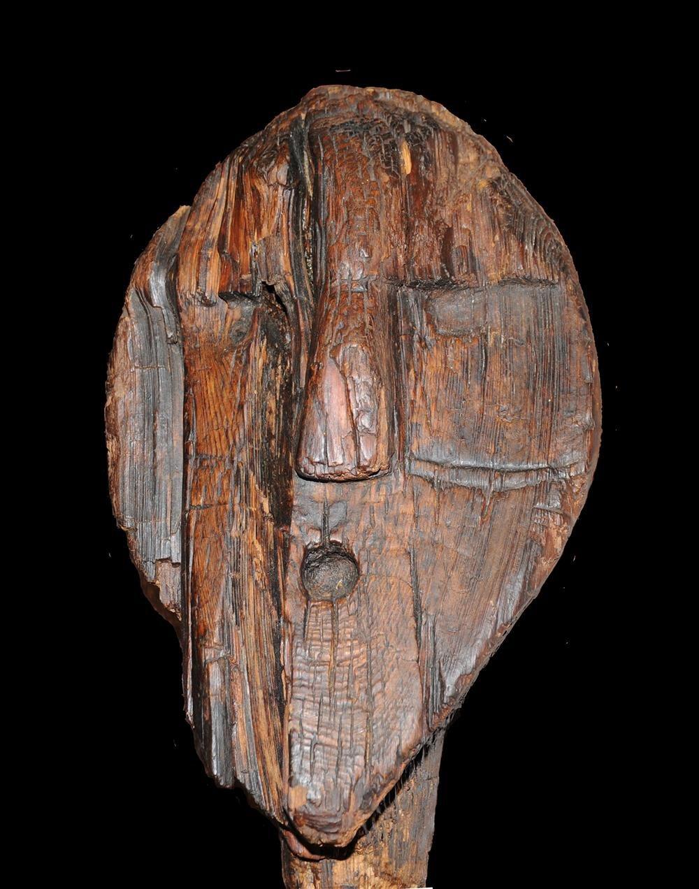 El Ídolo de Shigir es la escultura de madera más antigua del mundo