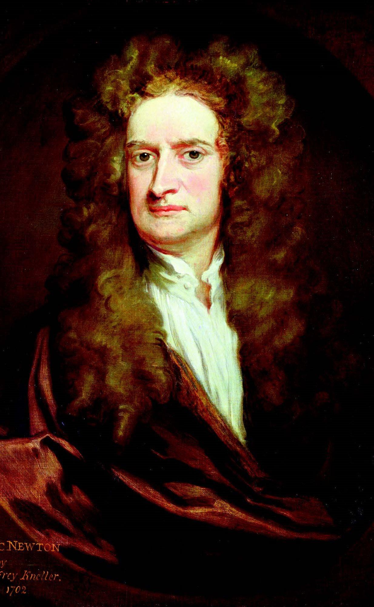Isaac Newton Científico Y Alquimista