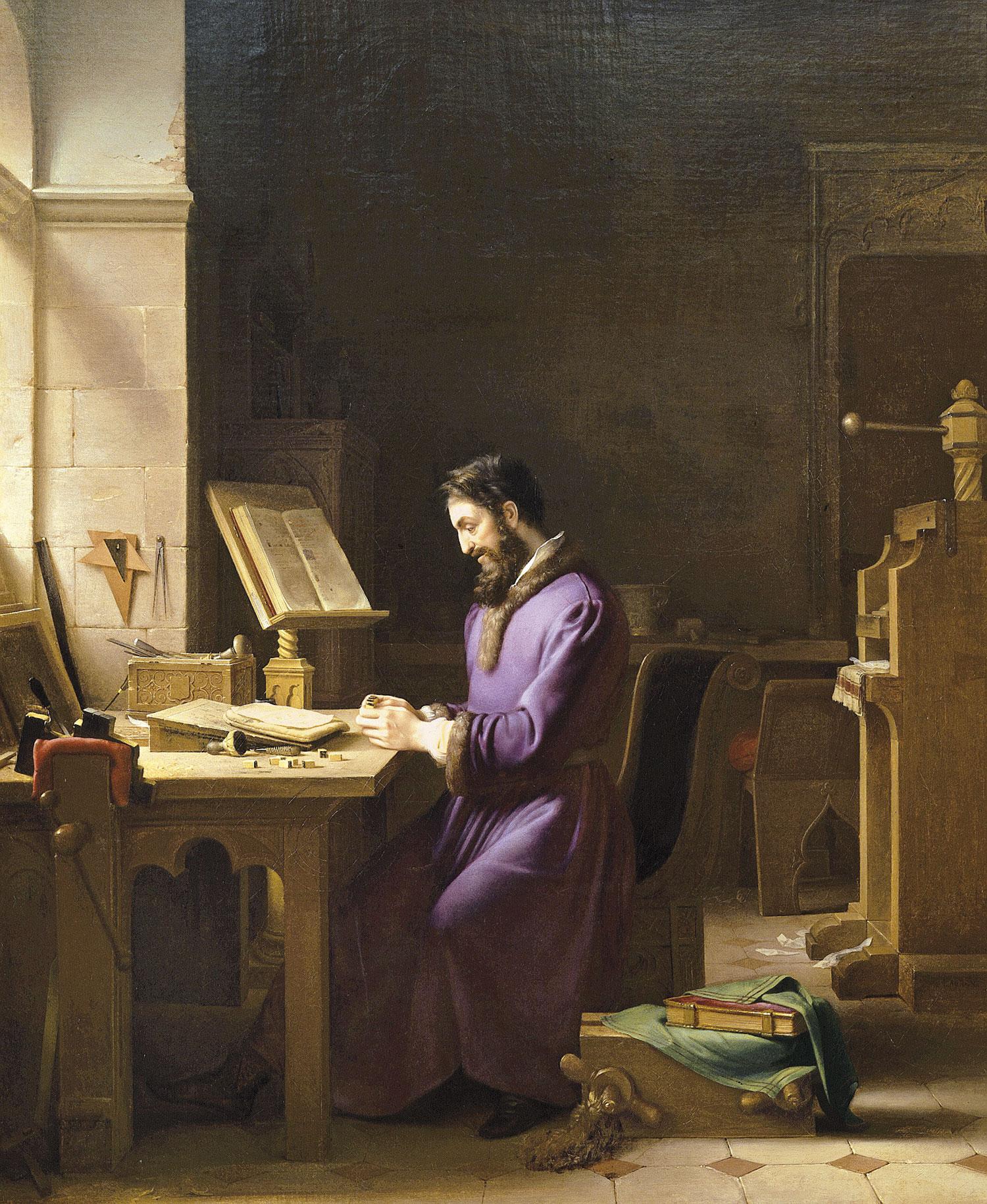 Gutenberg: el inventor que cambió el mundo
