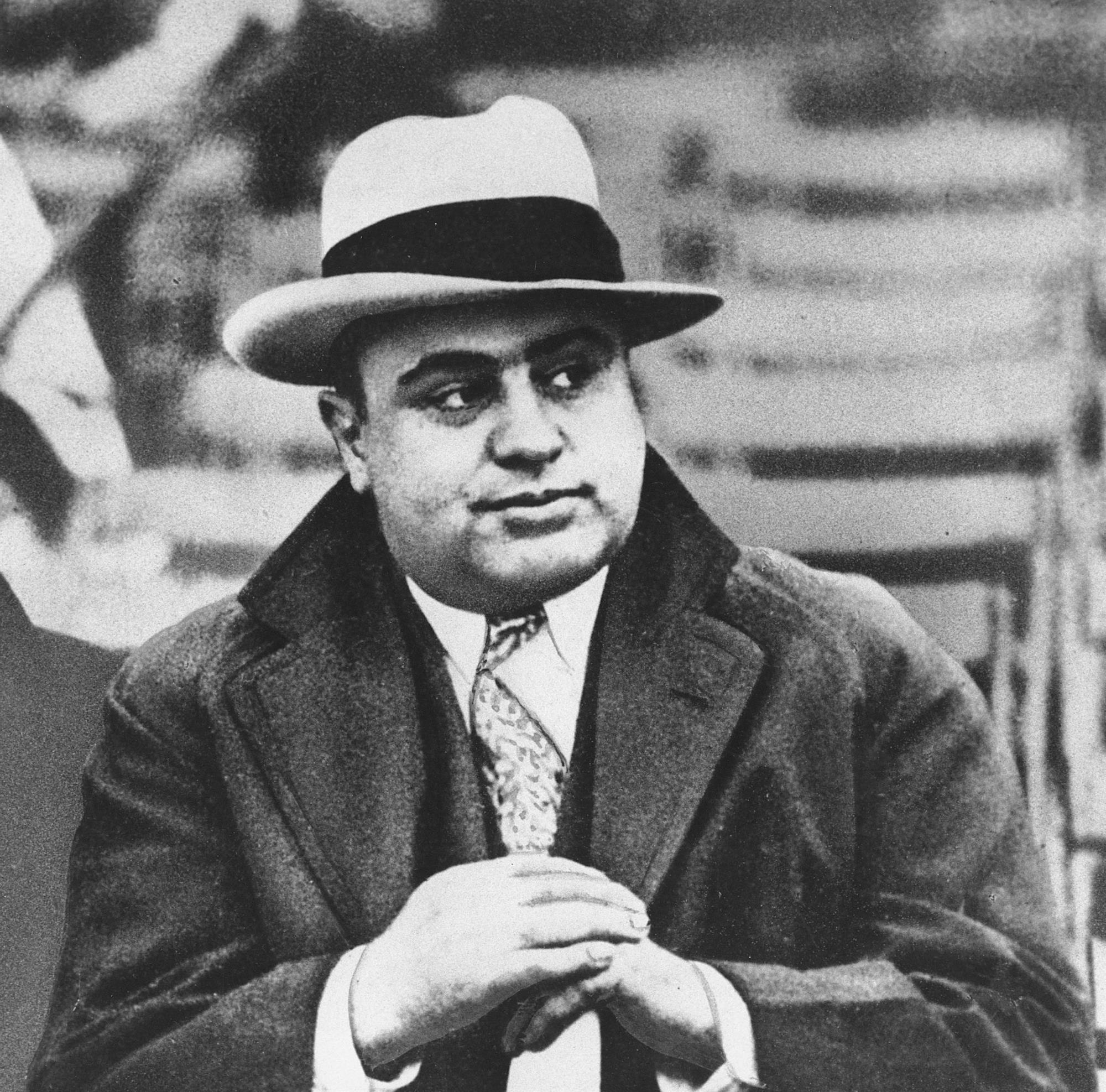 Cuando Al Capone Gobernaba En Chicago