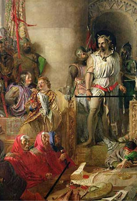 El juicio a William Wallace