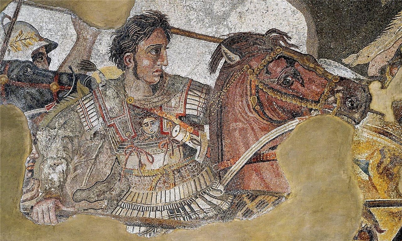 Alejandro Magno y la conquista del nuevo mundo