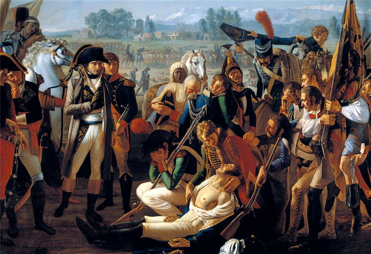 Napoleón En Italia La Batalla De Marengo
