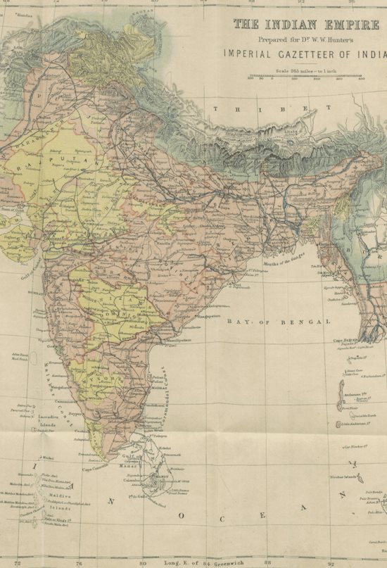 """The Imperial Gazetteer of India"""
