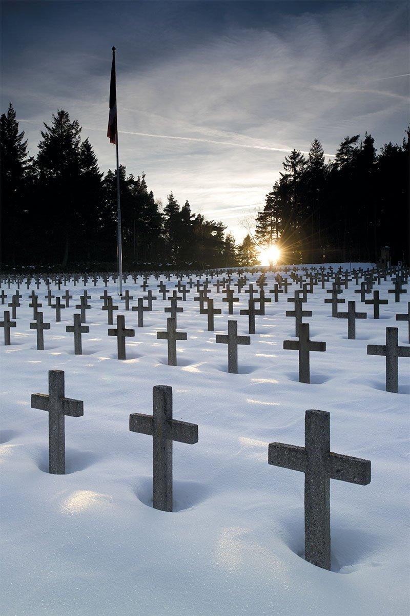 Muertos en la guerra