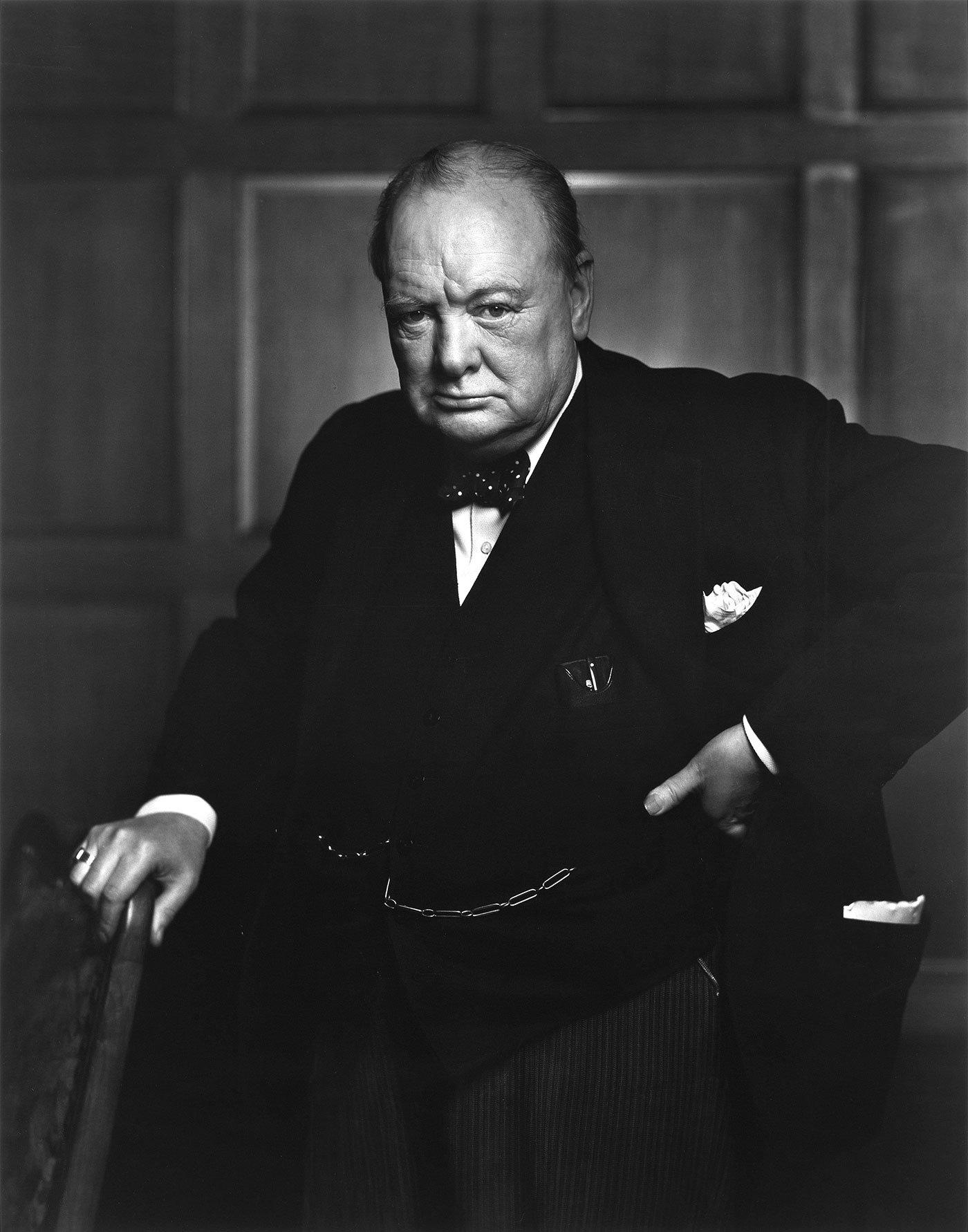 8 curiosidades sobre Winston Churchill