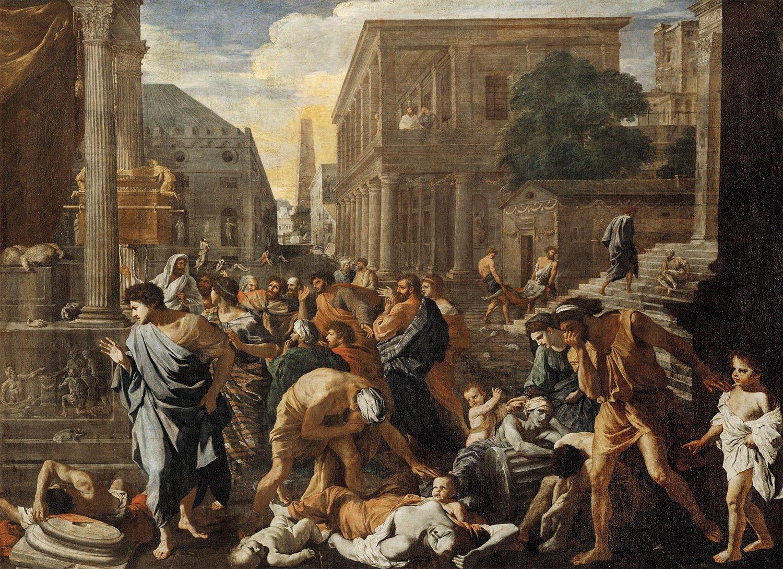 La peste que asoló el Imperio de Justiniano