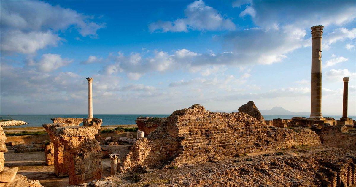 La fundación de Cartago, la potencia mediterránea