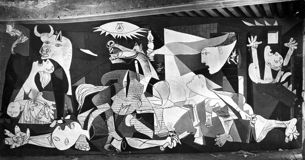 El Guernica De Picasso Paso A Paso