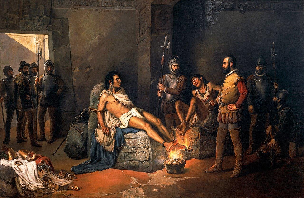 HISTORIA DE LOS MEXICAS. Video entrevista a<br>Guillermo Marín