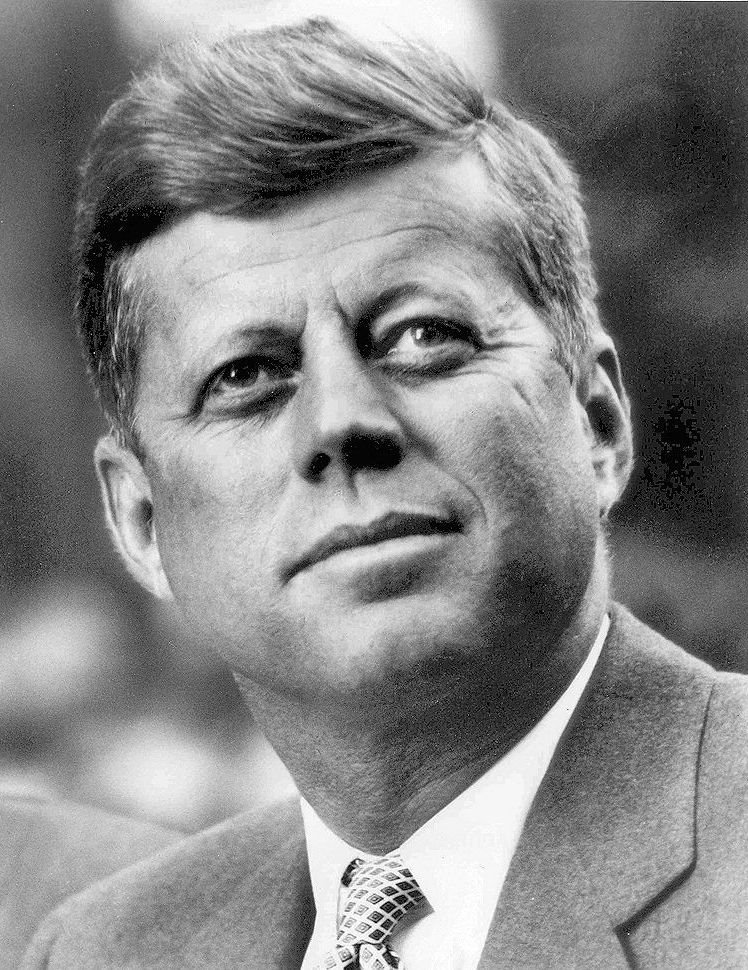 John Fitzgerald Kennedy El Presidente Mas Joven De La Historia De Ee Uu