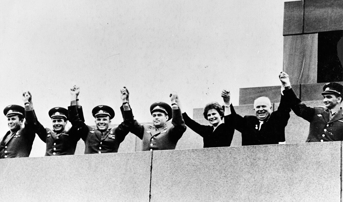 Valentina Tereshkova, la primera mujer en el espacio
