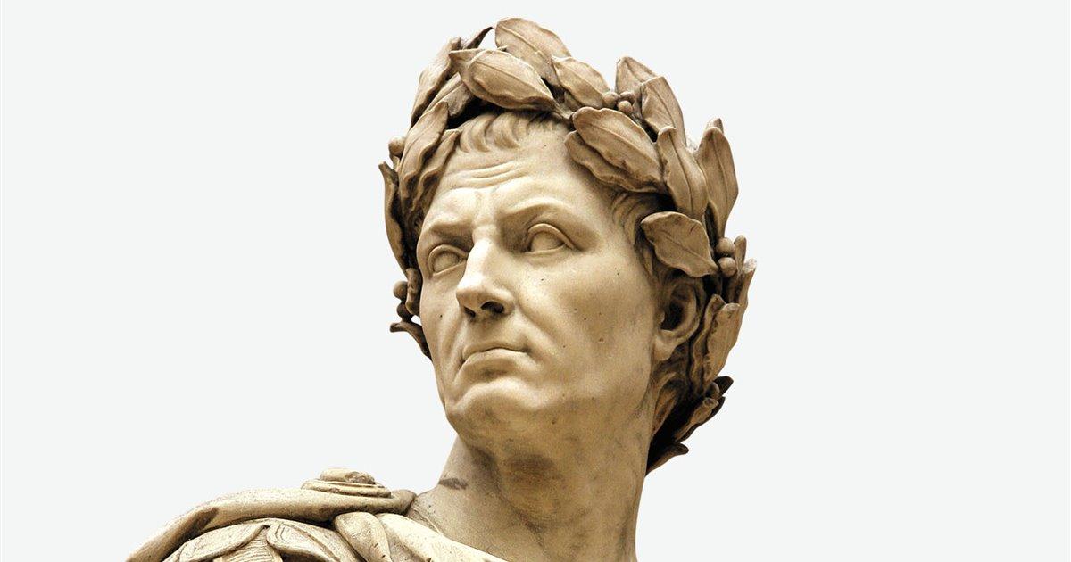 Julio César y la primera guerra relámpago