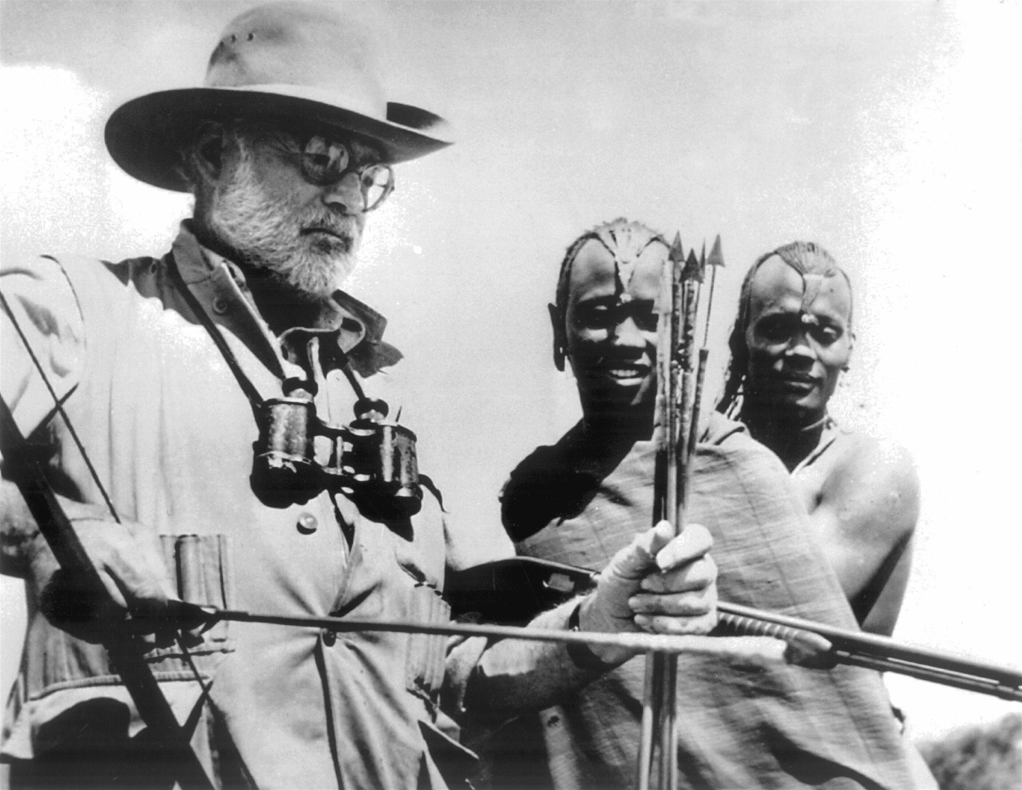 Ernest Hemingway, un mito de la literatura mundial