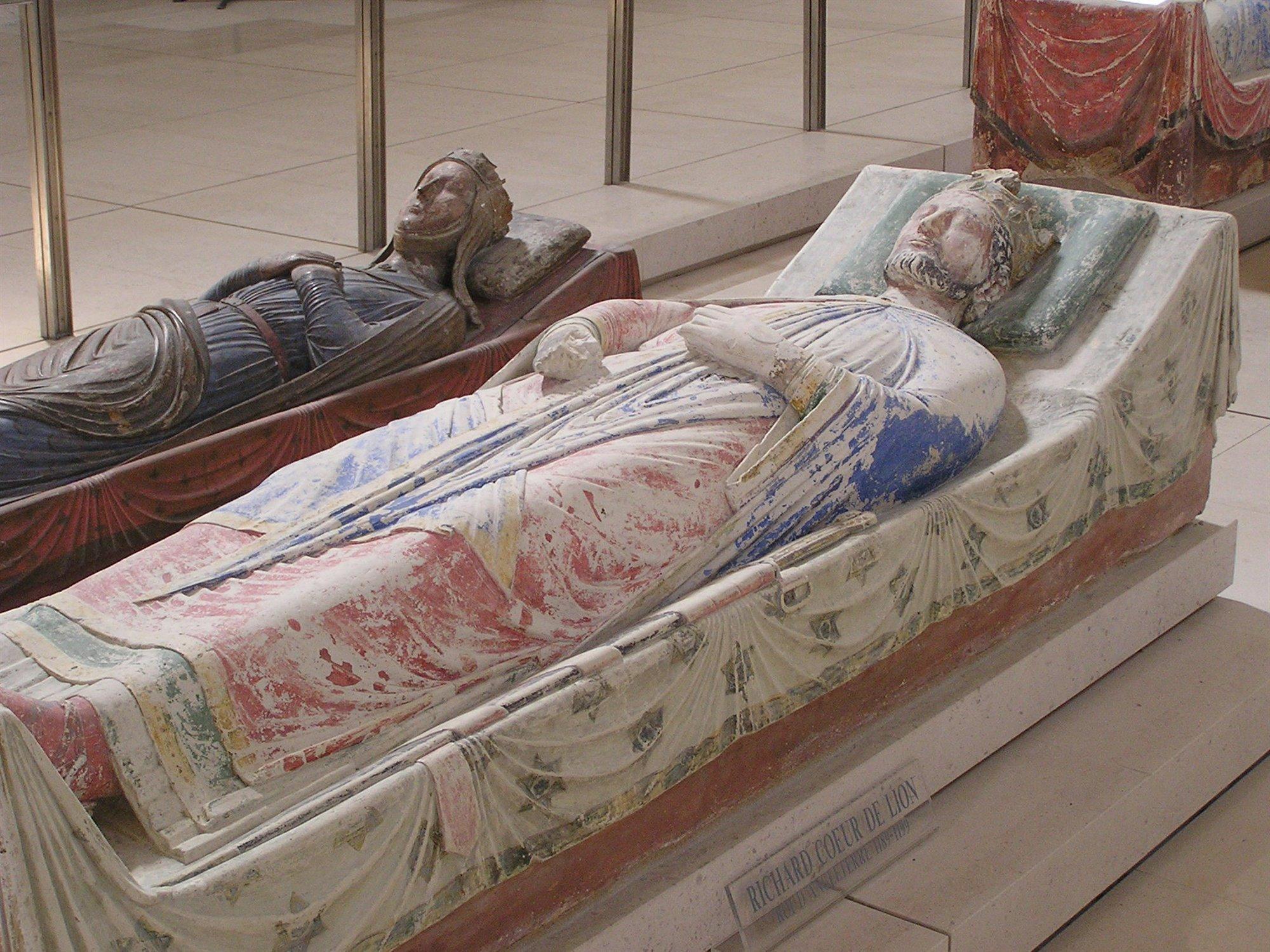 قبر الملك ريتشارد