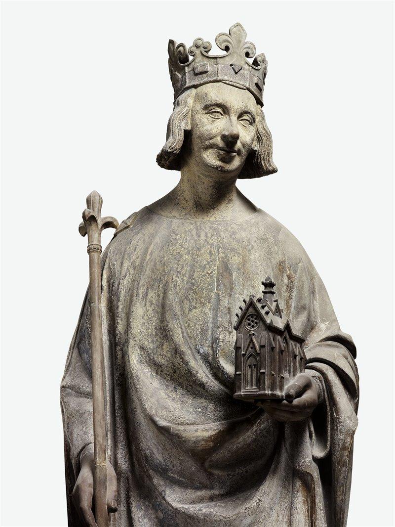 Carlos V de Francia se ganó una reputación de amante de la cultura.