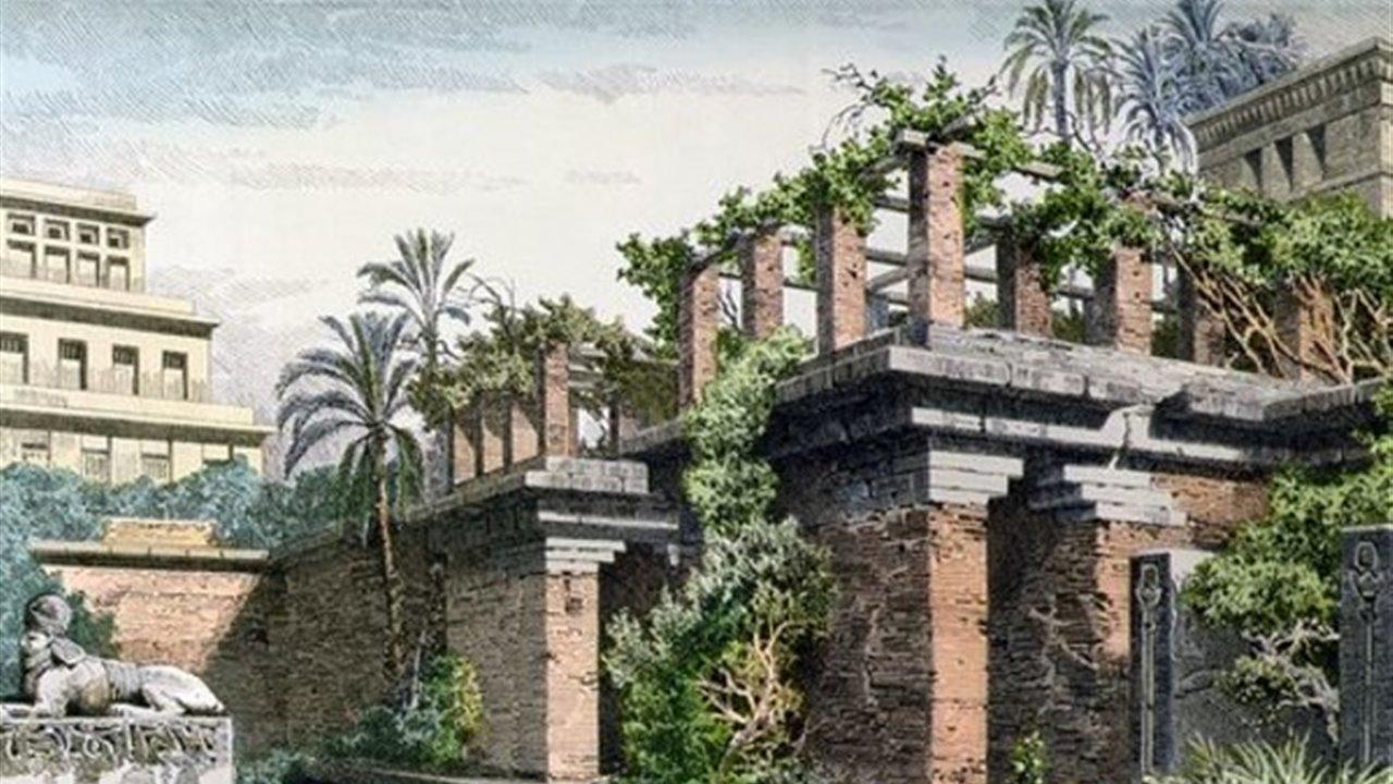 Reportajes Y Fotografias De Babilonia En National Geographic Historia