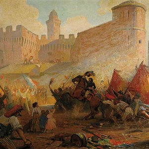 Reportajes y fotografías de Revolución francesa en