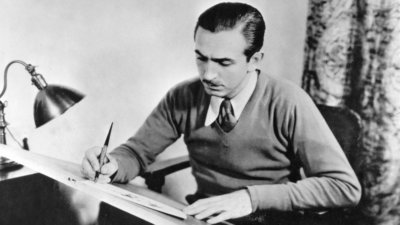 """Walt Disney, el padre de la """"fábrica de sueños"""""""