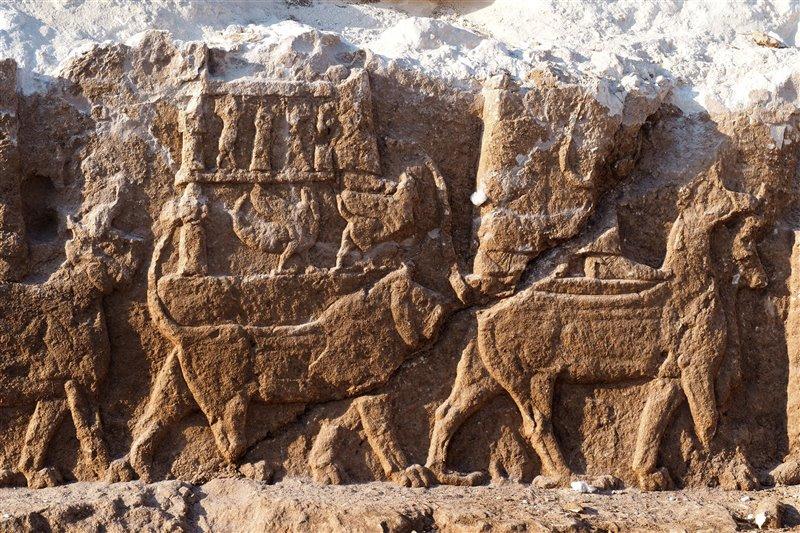 Según los arqueólogos, es muy probable que existan más relieves de este tipo esperando ser descubiertos.