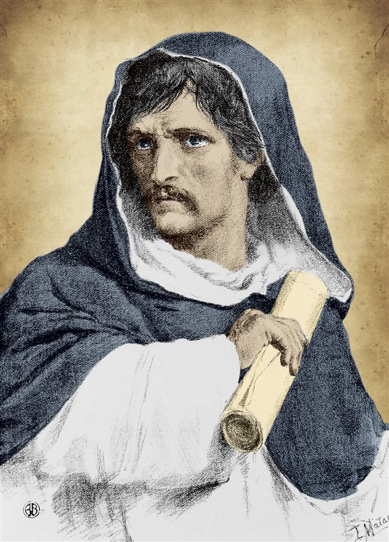 Giordano Bruno, el filósofo que desafió a la Inquisición