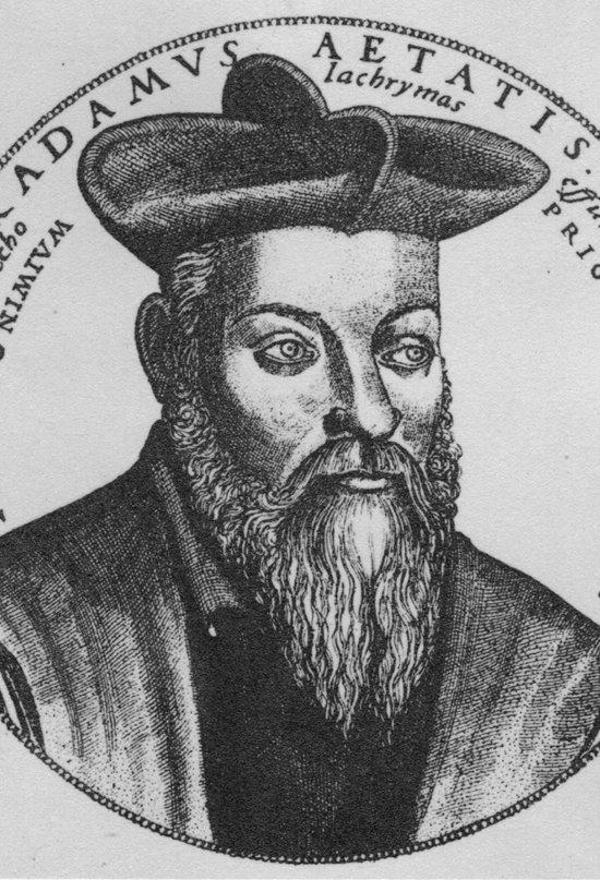 Nostradamus El Profeta Más Célebre De Todos Los Tiempos