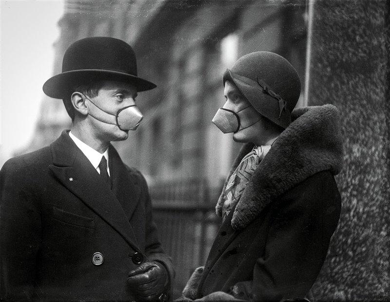 Gripe española: la primera pandemia global