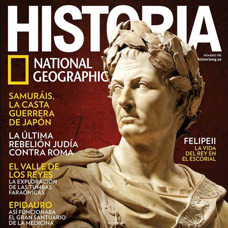 Historia National Geographic 195