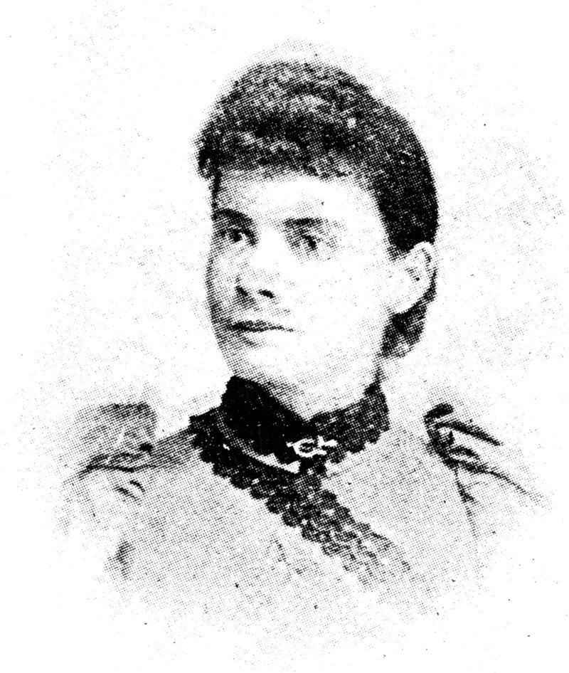 Nannie Williams, una de las víctimas de H. H. Holmes.