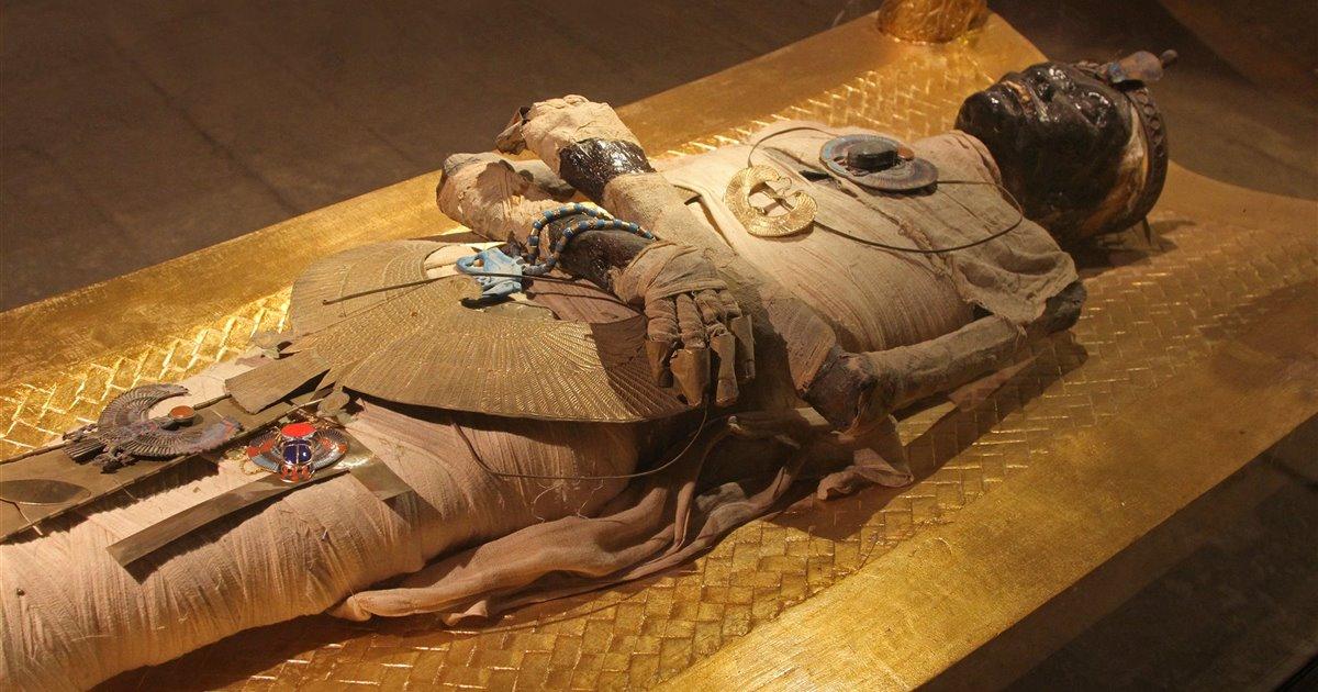 ¿Cuánto sabes sobre momificación en el Antiguo Egipto?