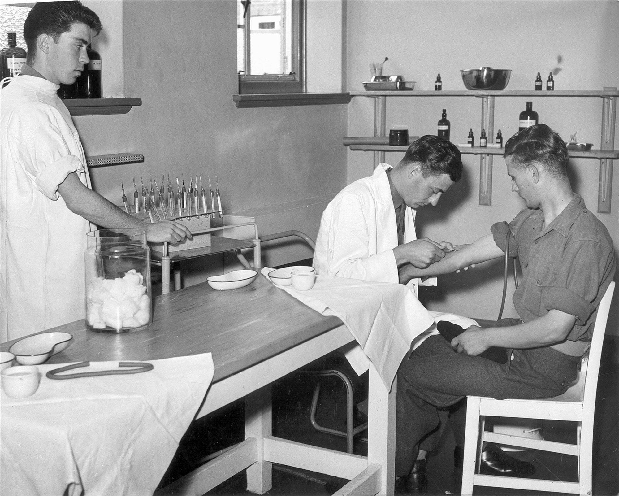 gripe asiática londres 1957