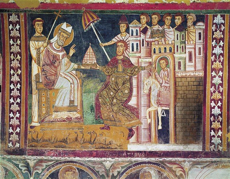 La donación de Constantino
