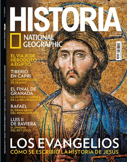 Historia National Geographic 196