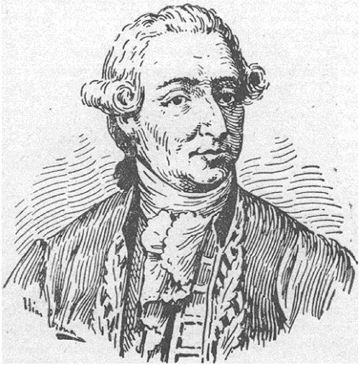 Francisco Javier Balmis en un grabado del siglo XIX.
