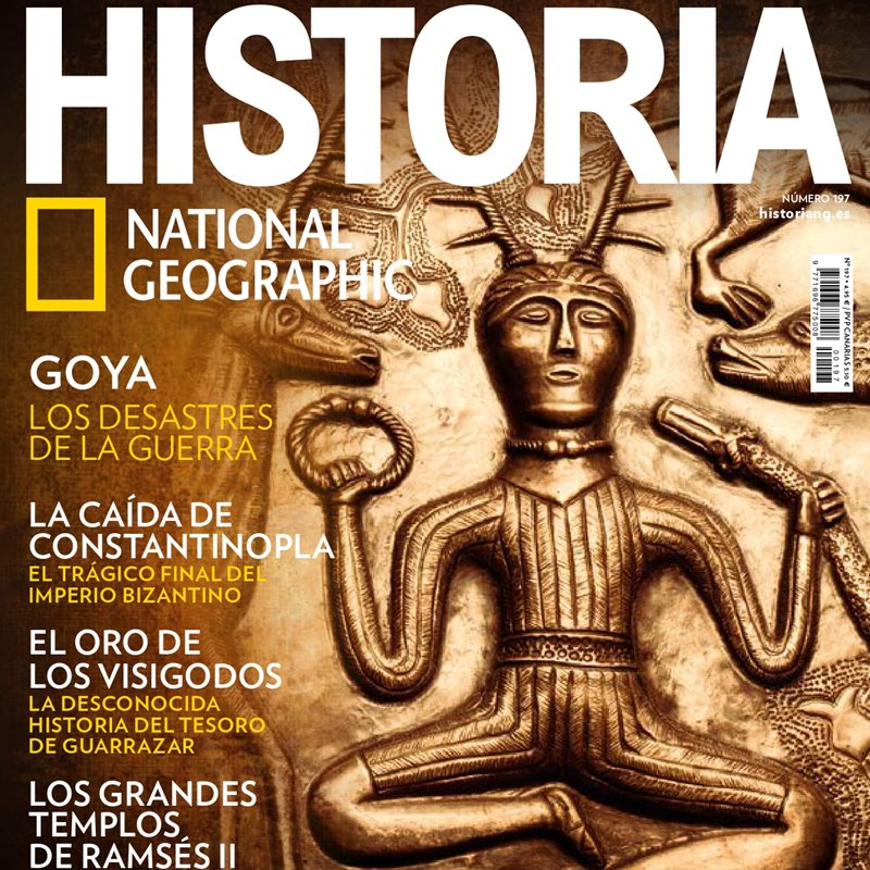 Historia National Geographic 197
