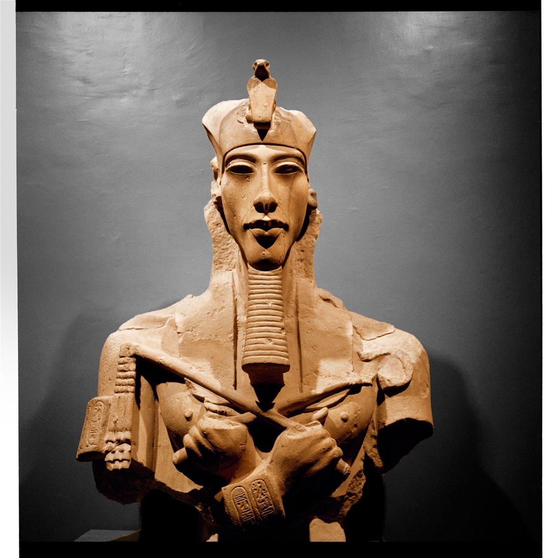 Akenatón El Primer Revolucionario De Egipto