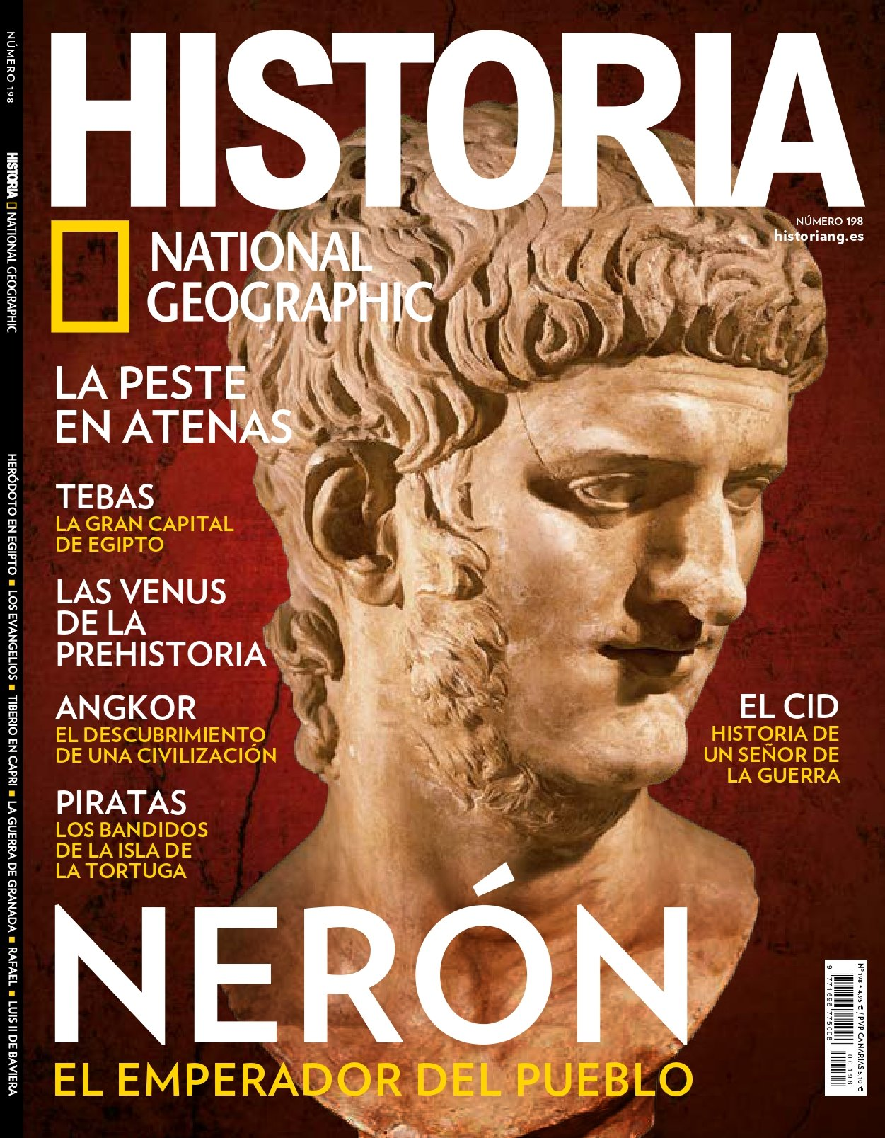 Historia National Geographic 198