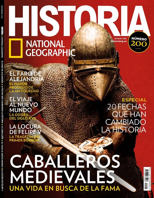 Historia National Geographic 200