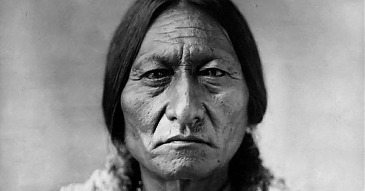 Toro Sentado, el último gran jefe de los sioux