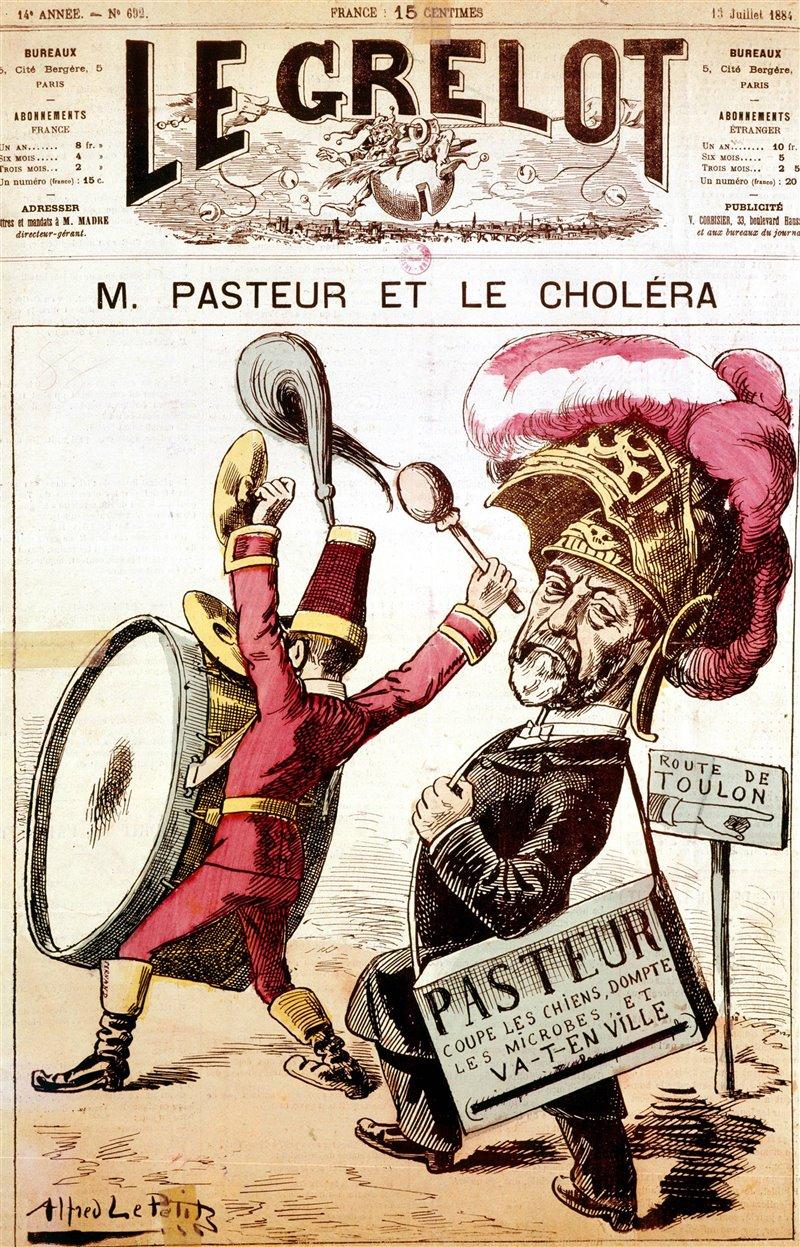 Pasteur Le Grelot