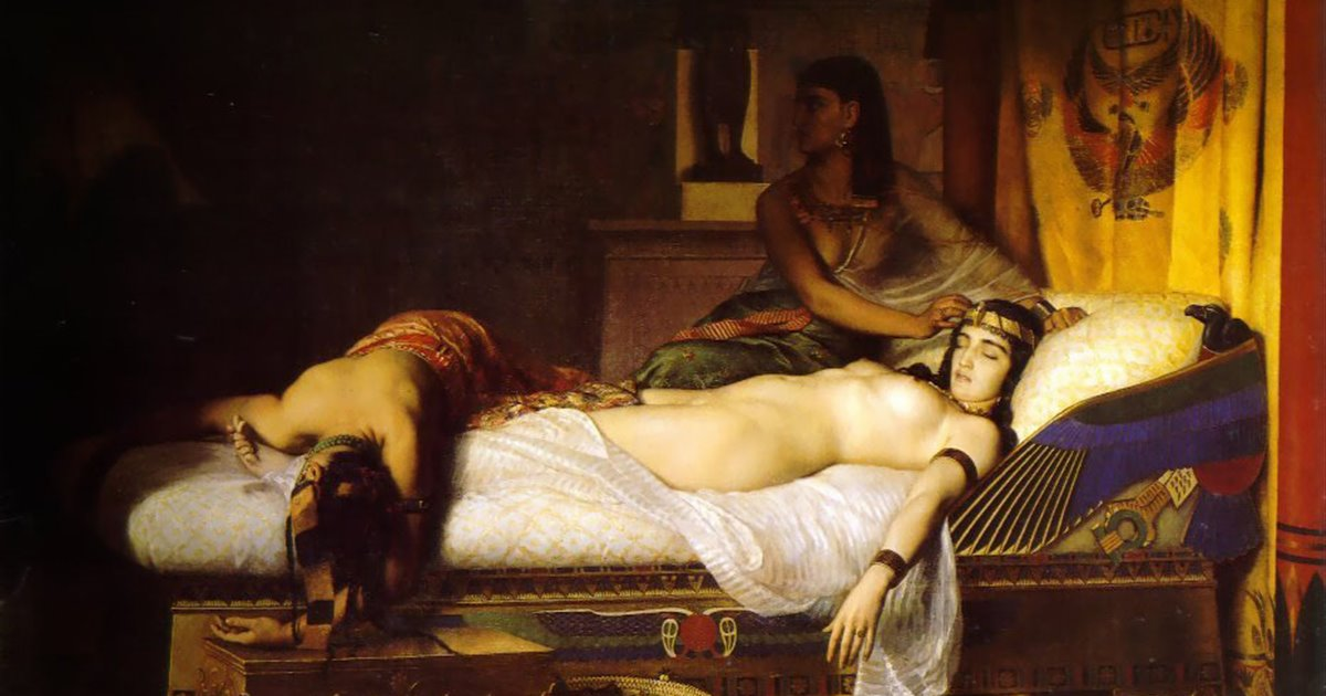 ¿Cuánto sabes sobre Cleopatra?