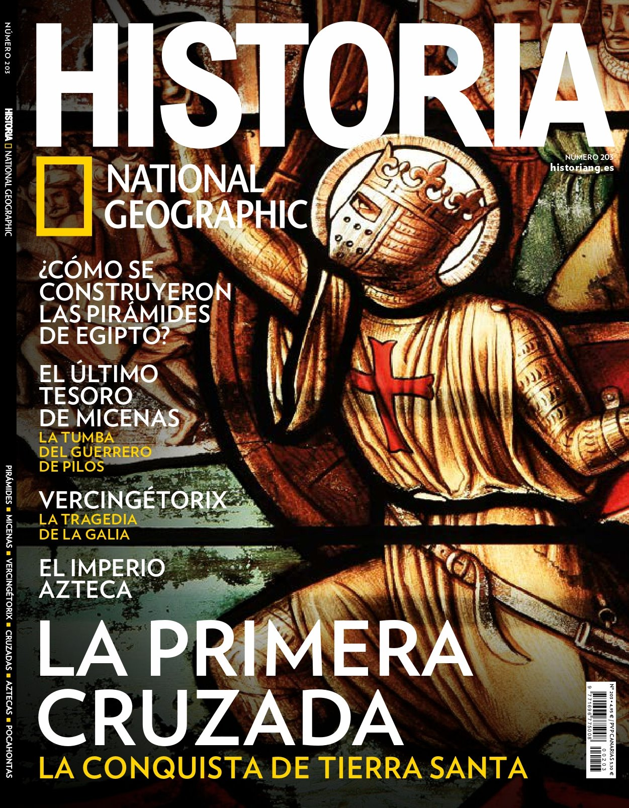 Historia National Geographic 203
